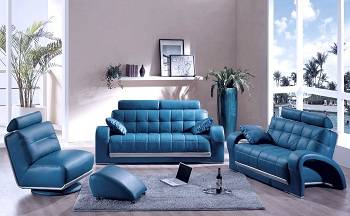 Furniture in a Lounge