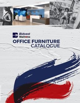 Waltons Office Furniture Catalogue Cover