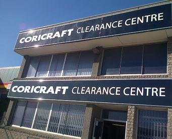 Coricraft Factory Shops