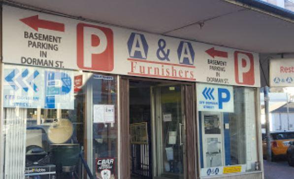 A&A Furnishers Cape Town