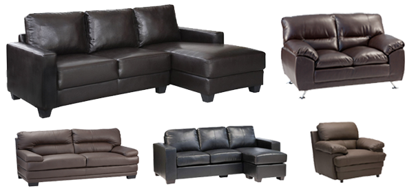 Lounge suites at Decofurn Factory Stores