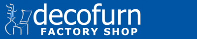Decofurn factory shops logo