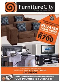 Products available at Furniture City